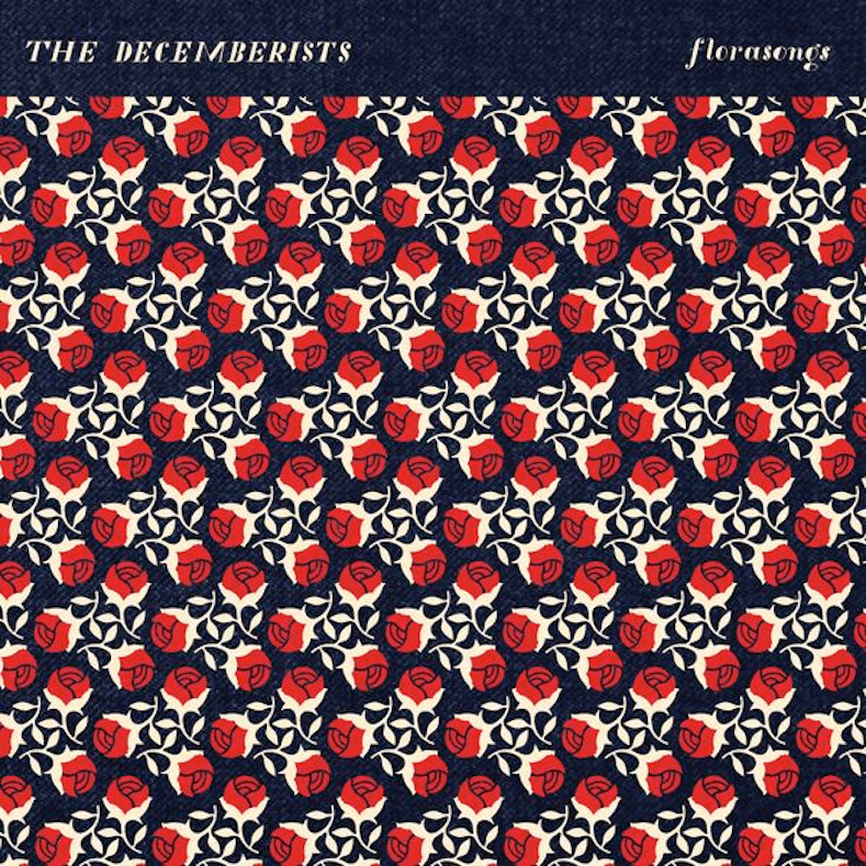 The Decemberists 'Florasongs' EP