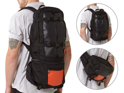 The SOOT Electropack 2 in Carbon Sunset
