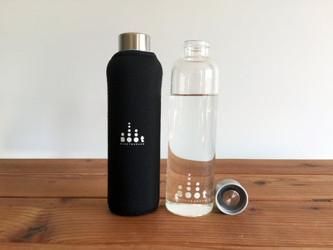 SOOT Pure Glass Water Bottle