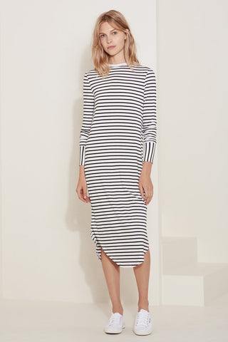 The Fifth Label Shine by Long Sleeve Dress