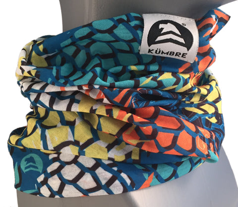 Pineapples Tube Scarf
