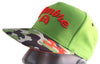 The Green Camo Snap Back