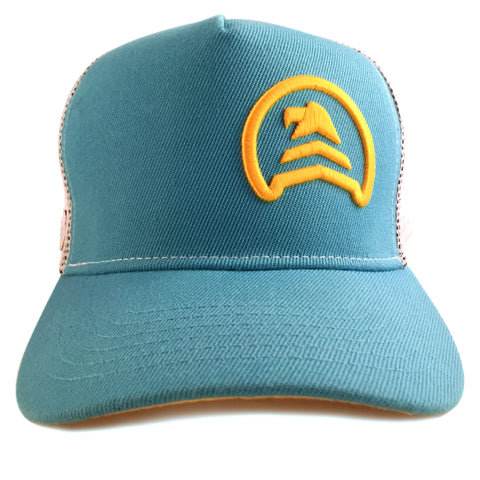 Vibration Trucker (Blue)