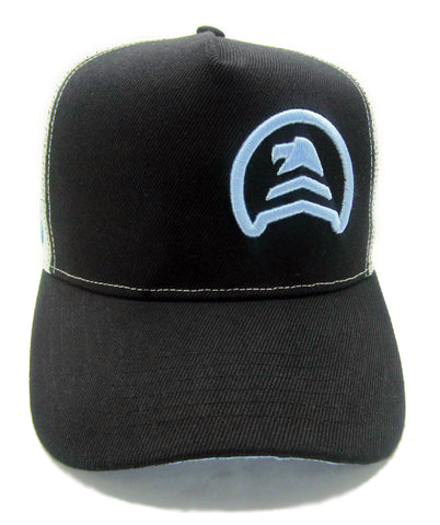 Vibration Trucker (Black)