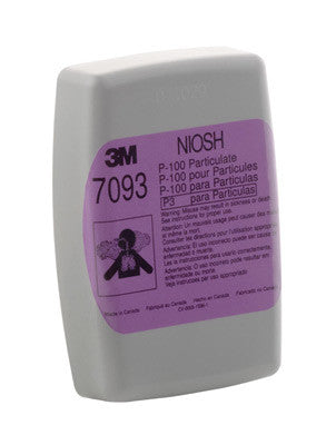 3M P100 Filter For 5000, 6000 And 7000 Series Respirators