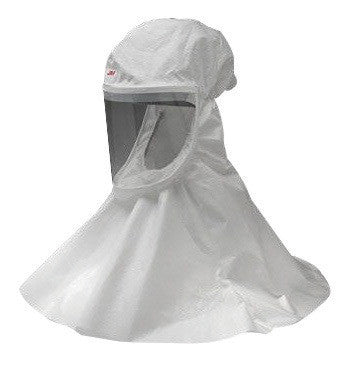 3M Small/Medium Economy Hood For 3M Versaflo Powered Air Purifying and Supplied Air Respirator Systems