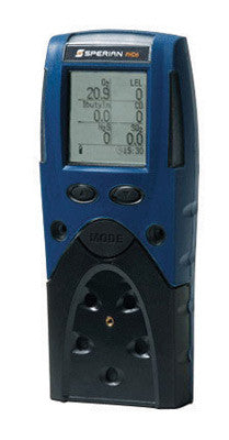 Biosystems PhD6 Portable Combustible Gas, Carbon Monoxide, Hydrogen Sulphide And Oxygen Monitor With Alkaline Battery