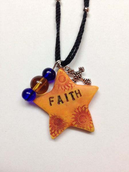 FAITH - Yellow Star