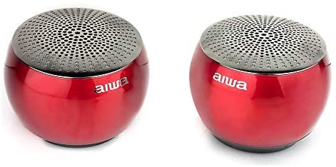Aiwa Orb TWS Speakers (Set of 2)