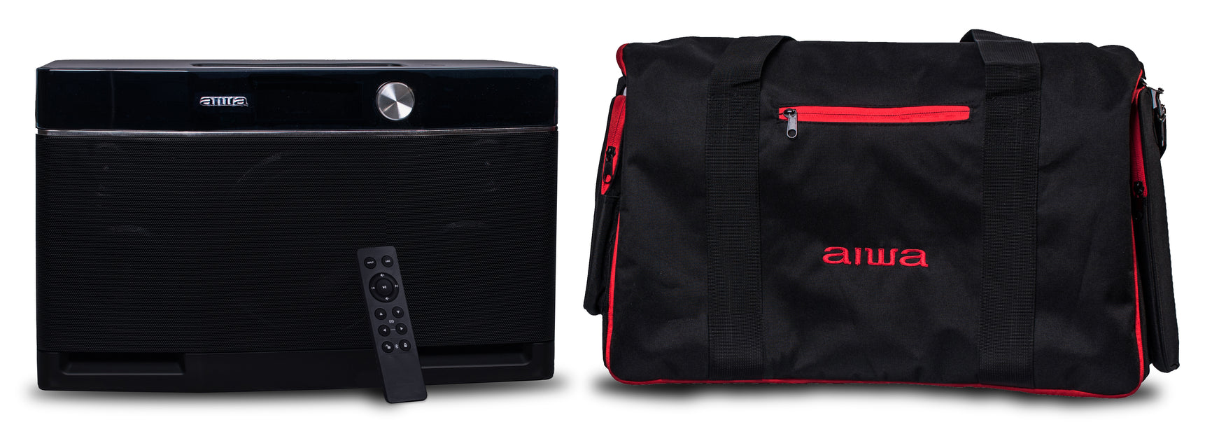 Carrying Case//Travel Bag for Aiwa Exos-9 Portable Bluetooth Speaker