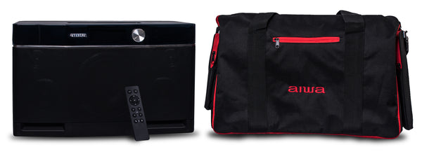 Aiwa Essentials Bundle -SHIPS NEXT DAY