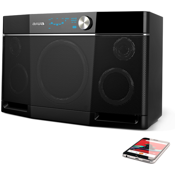 Aiwa Exos-9 Bluetooth Speaker -SHIPS NEXT DAY
