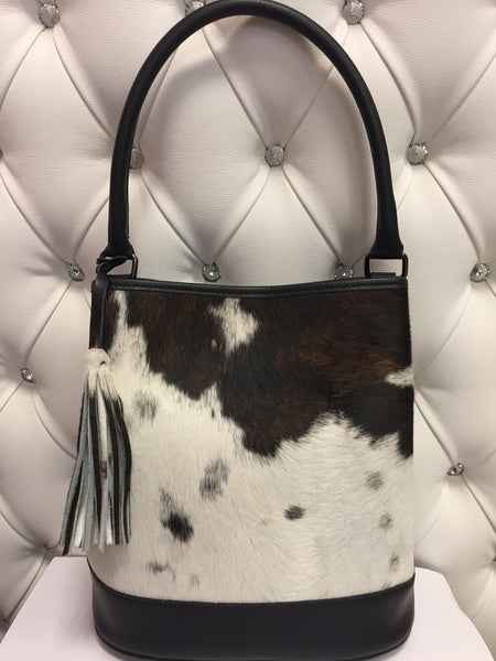 Leather and Horse Handbag