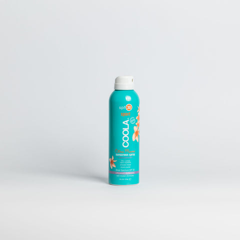 Coola Citrus Mimosa Sport Sunscreen Spray SPF 30