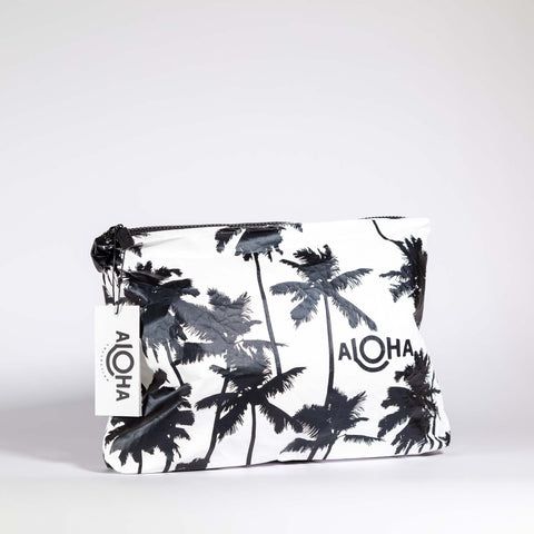 Aloha Collection Mid Coco Palm Pouch