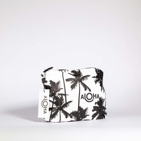 Aloha Collection Small Coco Palm Pouch