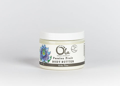 Ola Passion Fruit Body Butter