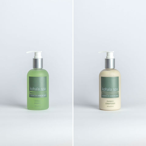 Eucalyptus Gift Basket Shampoo/Conditioner (Receive a Free Eucalyptus product with any Eucalyptus order)