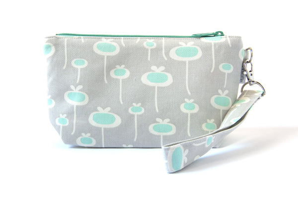 Chipper Zipper Wristlet