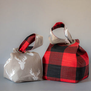 Woods TWO - Medium Dumpling Bag
