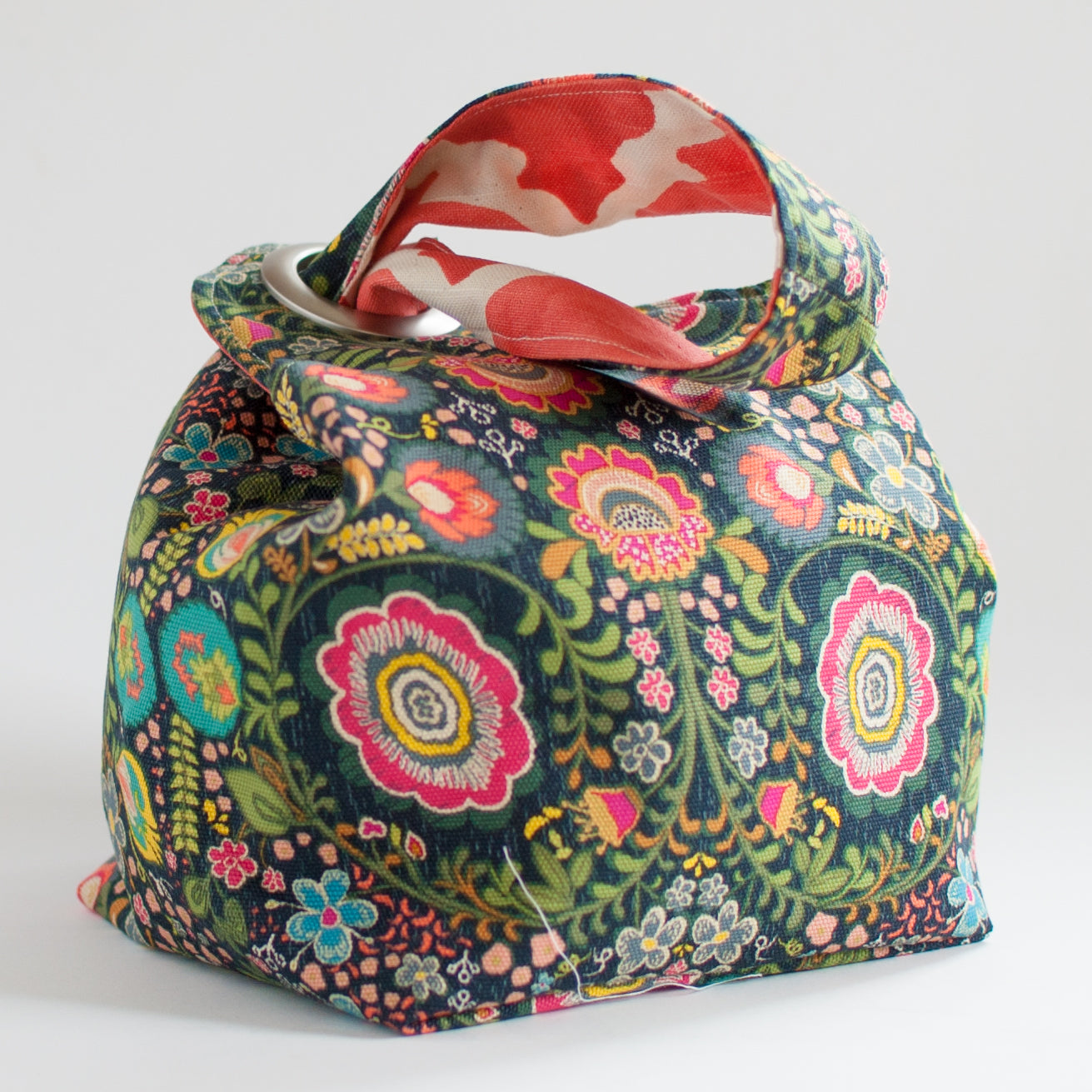 Garden Party - Medium Dumpling Bag