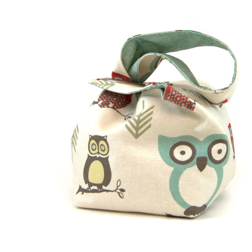 Hooty Red Dumpling Bag SMALL