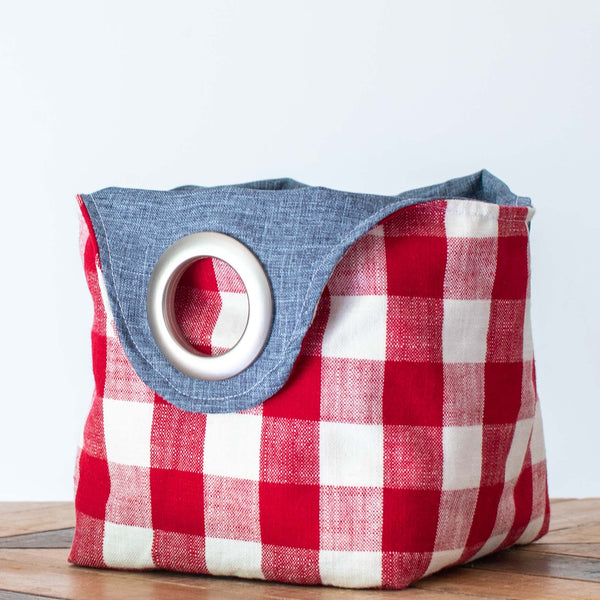 Watermelon Picnic - Small Dumpling Bag