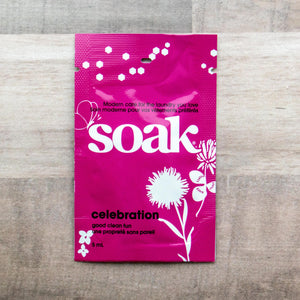 Soak Wash Packets