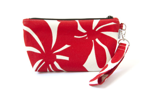 Twirly Zipper Wristlet