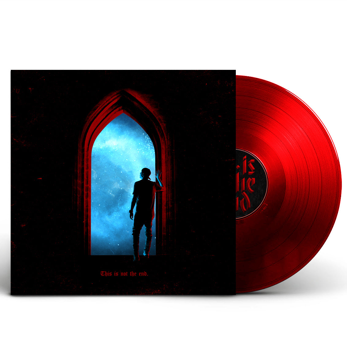 This Is Not The End Vinyl (Limited Edition)