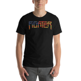 Fighter Patriotic T-Shirt