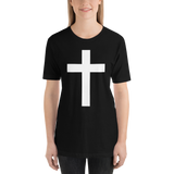 Come Back Home Cross Shirt Black