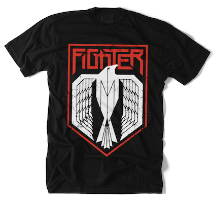 Fighter (Limited Edition Kickstarter Shirt)