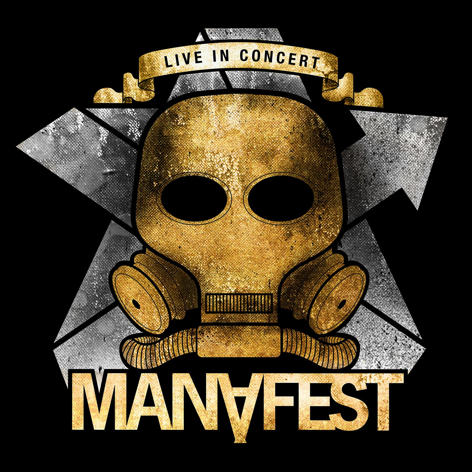 Manafest Live In Concert CD/DVD (digital download)