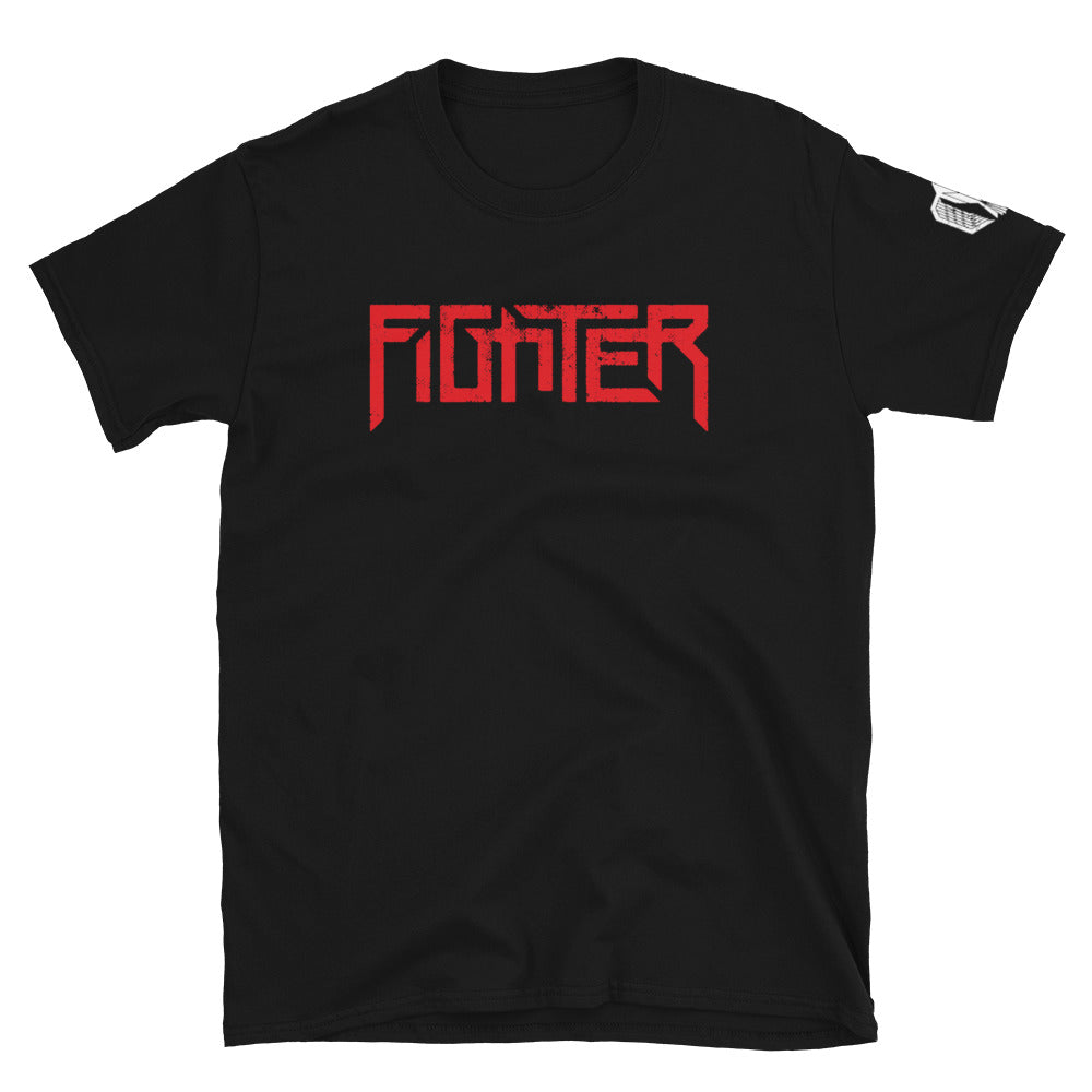 Fighter Red Logo Shirt