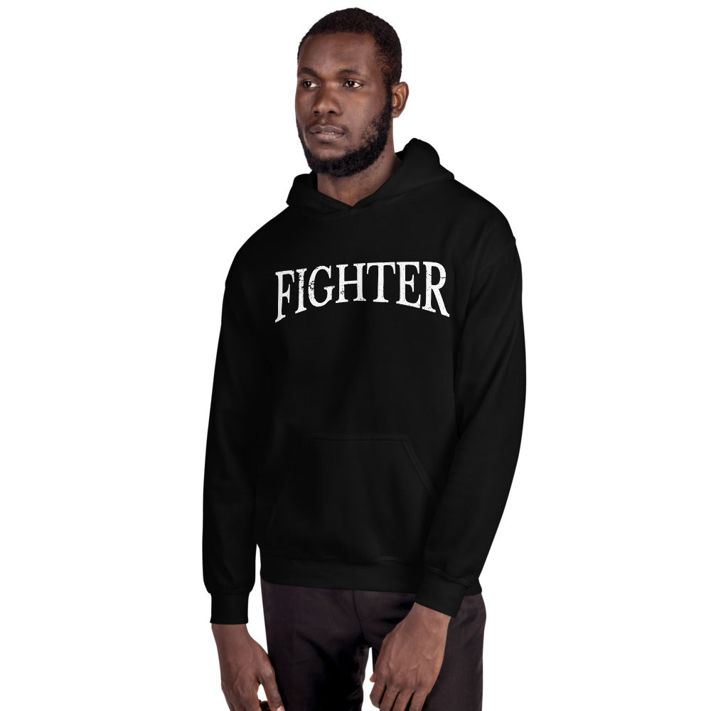Fighter Never Quits Hoody