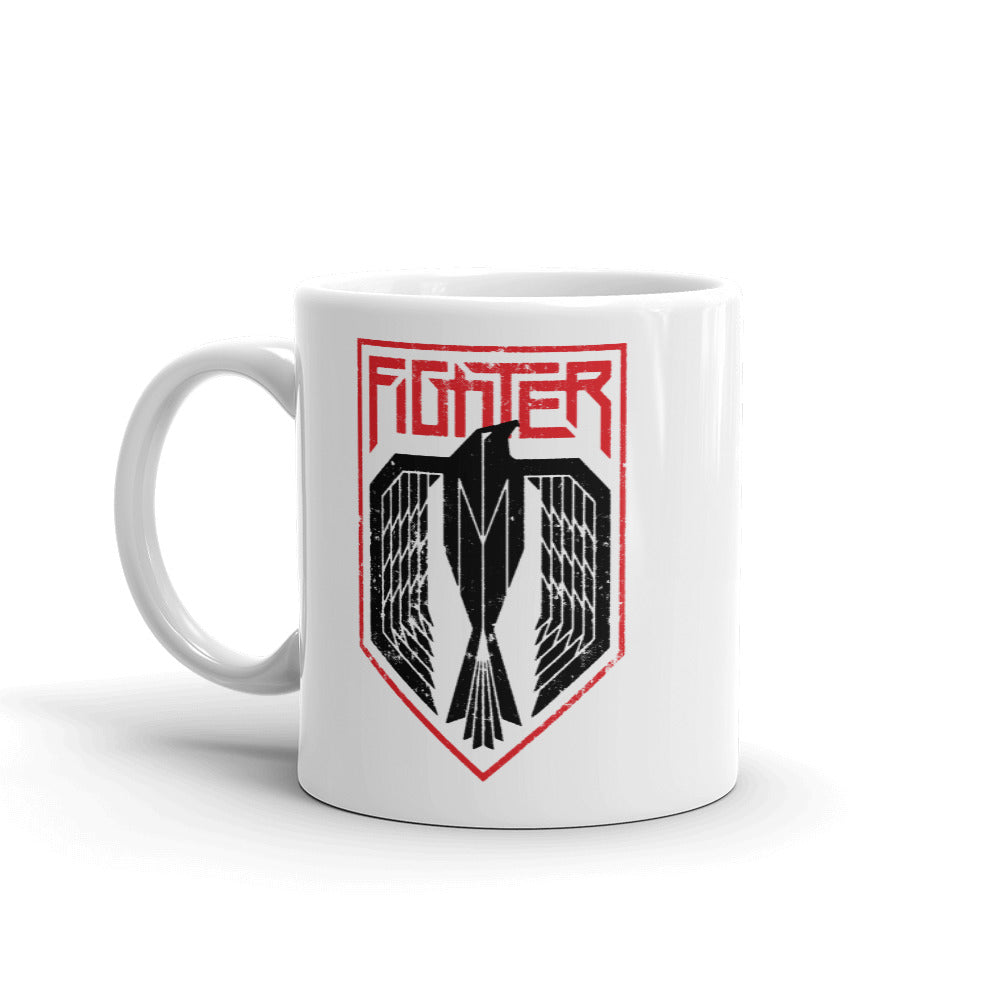 Fighter Eagle Mug