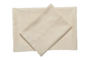 Ivory Supreme Sateen Sheets Excess Comfort