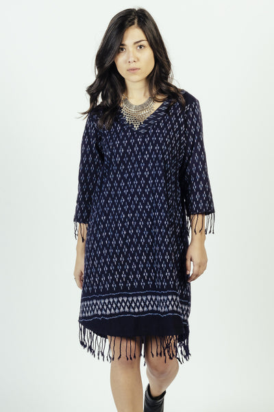 Khao San Fringe Dress