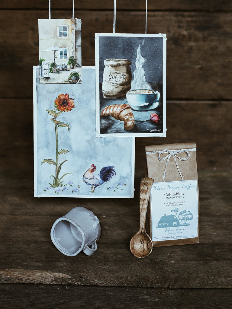 Delightful Coffee Themed Giveaway Old World Kitchen