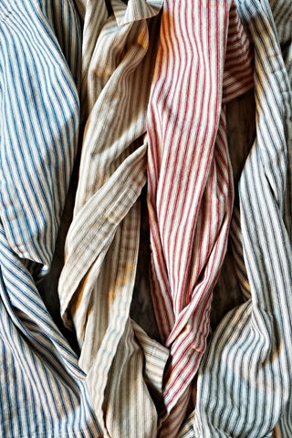 *NEW* Cotton Ticking Dish Towels (4 Colors)
