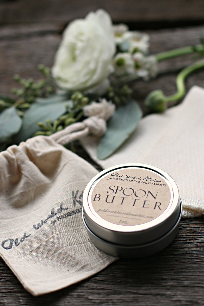 Our Signature Spoon Butter