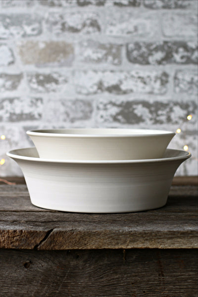 Porcelain Ceramic Serving Bowls