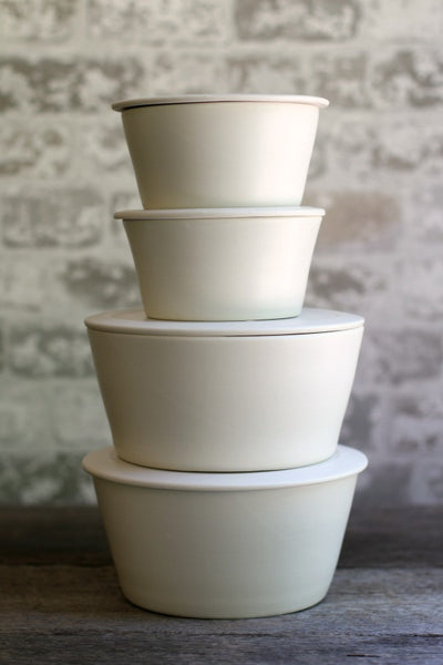 Porcelain Ceramic Storage Containers