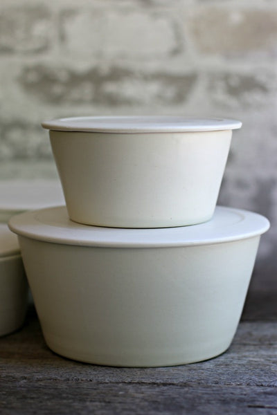 Porcelain Ceramic Storage Containers Old World Kitchen