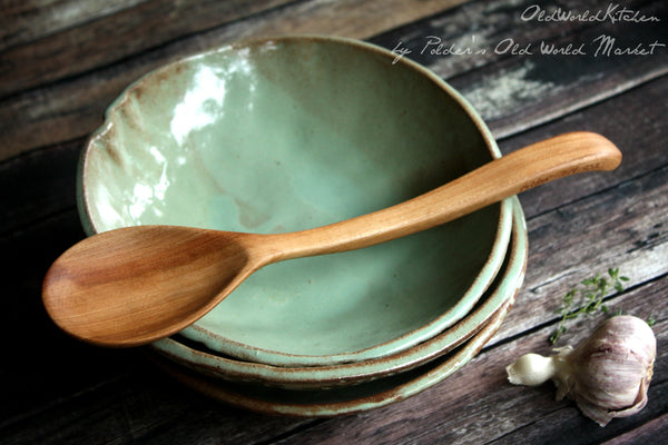 Handmade Wooden Spoon