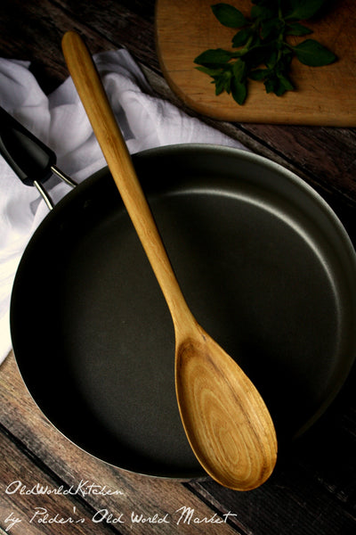 Ultimate Cooking Spoon Old World Kitchen