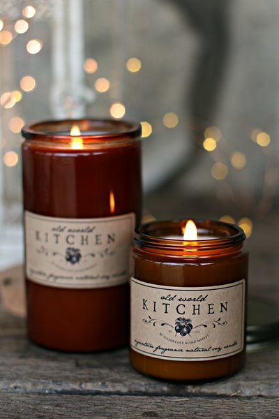 Our Signature Fragrance Soy Candle + Room Mist