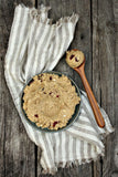 Wooden Cookie Dough Scoop