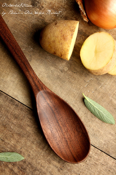 Extra Long Stock Pot Companion Spoon Old World Kitchen